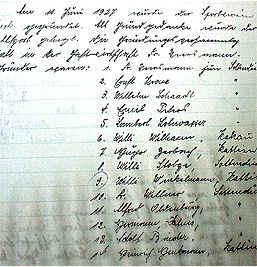 Liste der Gründerväter