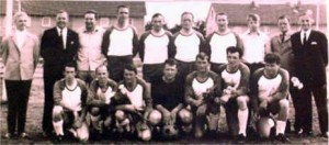 Unsere Mannschaft von 1968
