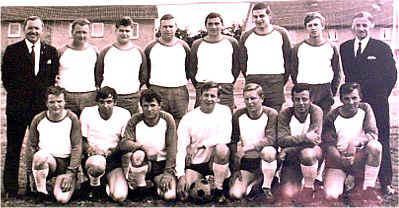 Unsere Mannschaft von 1969