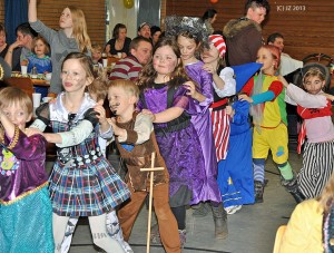 Kinderfasching 2013