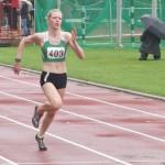 100m Sprint  BM MK Zeven  (Foto Hauskeller)