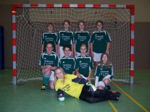 C-Juniorinnen SG Soltendieck/Suhlendorf Hallen-Kreismeisterschaften