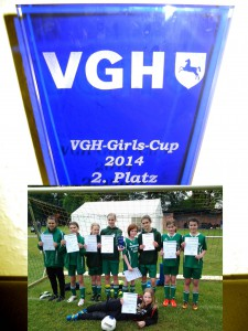 D-Juniorinnen VGH-Girls-Cup