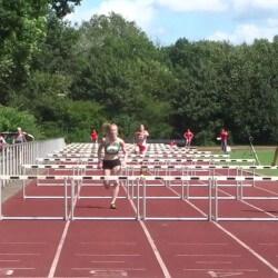 100 m Hürden WJ U18