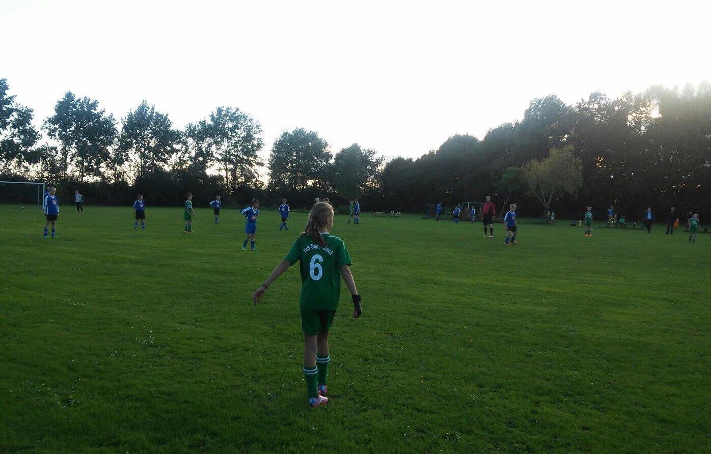 Junioren U12 JSG Aue Soltendieck - SV Lemgow/Dangenstorf (© BP)