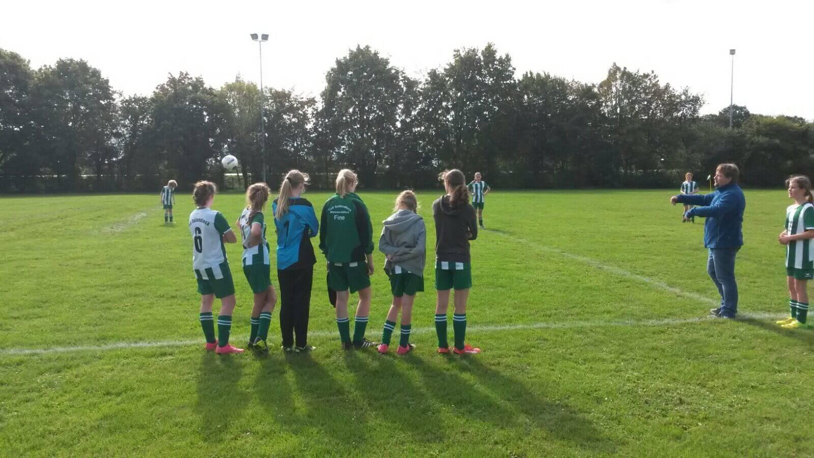 Saisonstart der C-Juniorinnen JSG Aue Soltendieck (© MV)