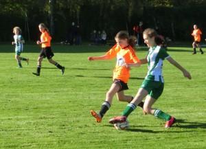 C-Juniorinnen gegen JSG Uhlen-Kickers/Ripdorf © B. Hartwig