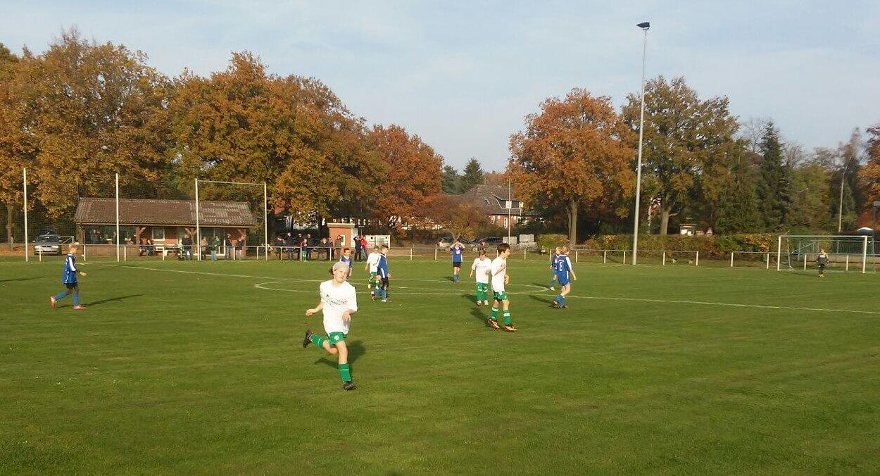 D-Junioren JSG Aue Soltendieck gegen SV Lemgow/Dangenstorf ©BP