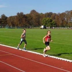 800 m Lauf der W09 (© Ra)