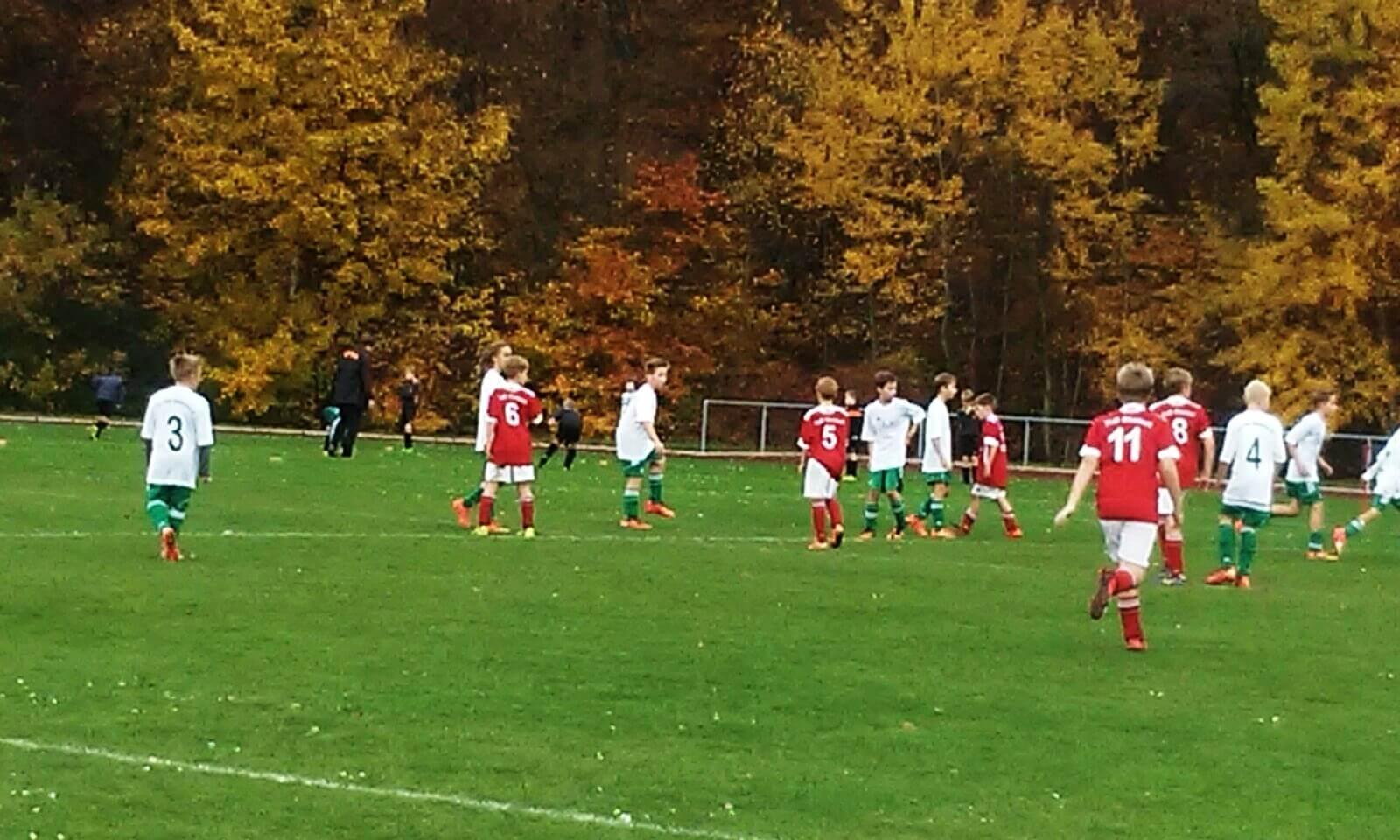 D-Junioren JSG Aue Soltendieck gegen SG Ebstorf/Na/Ba ©BP