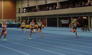60 m Finale der Frauen