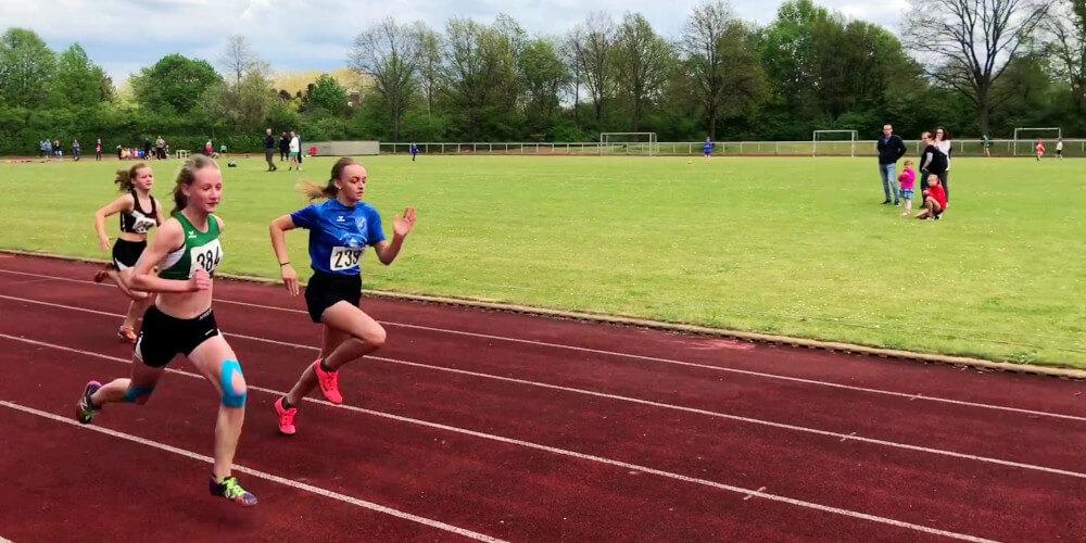WJ U16 Sprint 100 m © rh