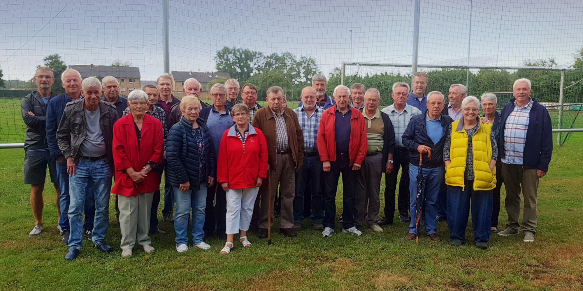 Treffen der Alten Fußball-Herren